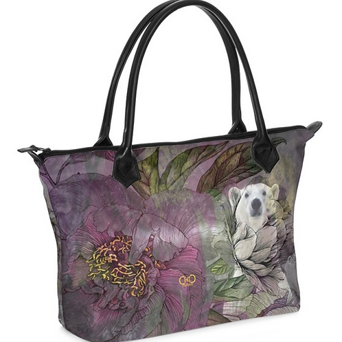 #endlessChiC shopping tote