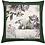 Thumbnail: #endlessChiC 40x40 cm cushion  white satin back with zip
