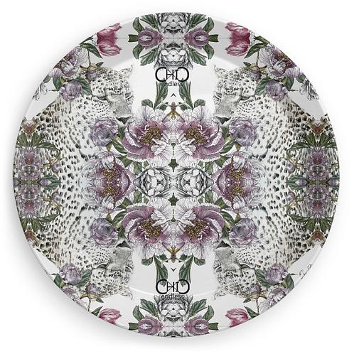 #endlessChiC Animalier Melamine Plate 19 cm diam