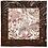 Thumbnail: #endlessChic 90x90 Square Scarf  pure Silk satin Foulard Carré
