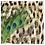 Thumbnail: #endlessChic Square NeckScarf / Animalier Real Silk Foulard