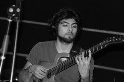 Patricio Trujillo musico guitarrista