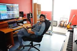 Patricio Trujillo productor santiago