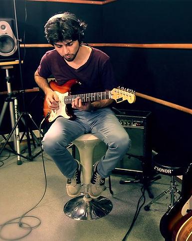 Patricio Trujillo, musico, guitarrista, productor musical, biografia, compositor