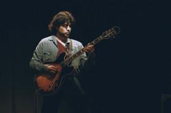 Patricio Trujillo guitarrista chile