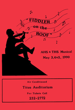1990 Fiddler on the Roof