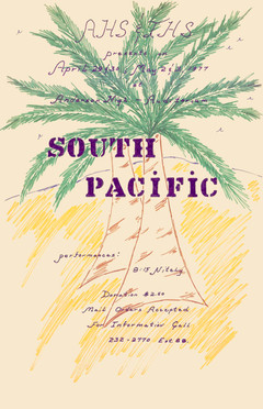 1977 South Pacific