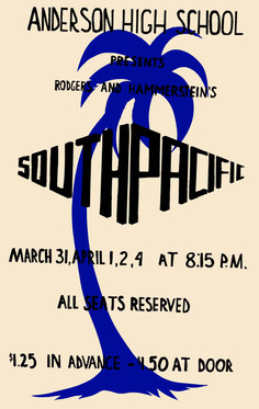 1966 South Pacific