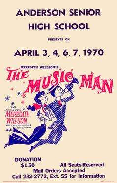 1970 The Music Man