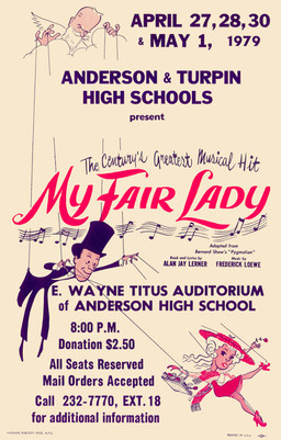 1979 My Fair Lady