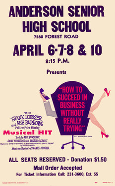1967 How to Succeed in Business