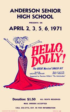 1971 Hello Dolly