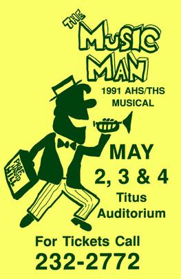 1991 The Music Man