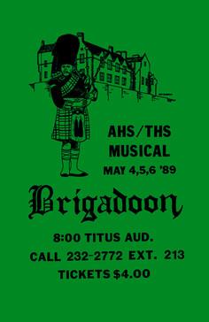 1989 Brigadoon