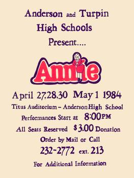 1984 Annie