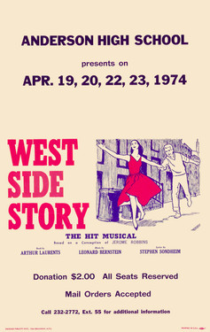 1974 West Side Story