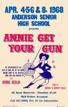 1968 Annie Get your Gun