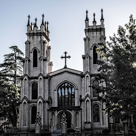 Trinity Episcapal Church Columbia