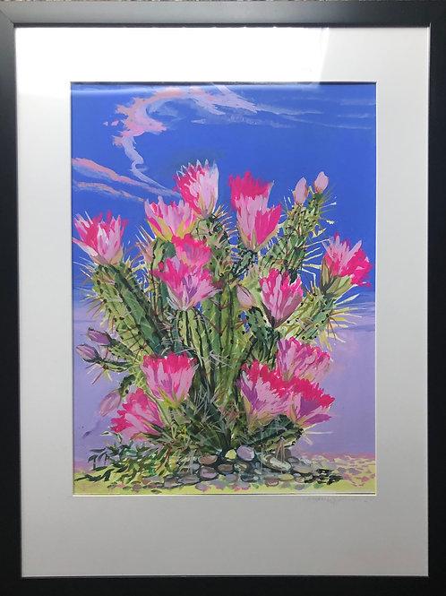 Porcupine Blooms