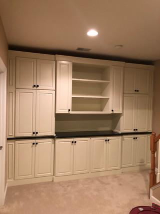 basement built-in