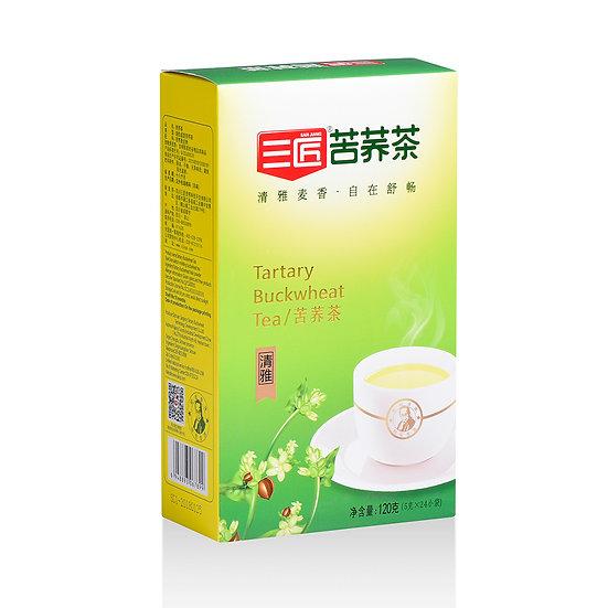 四川凉山 - 三匠清雅苦荞茶