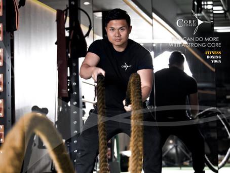 「戰繩」超模也常鍛練消脂瘦出好身材