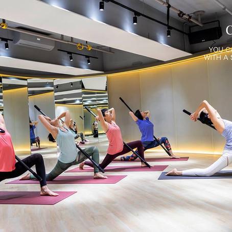 Yoga Bou瑜珈棒