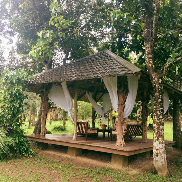 Rest Hut