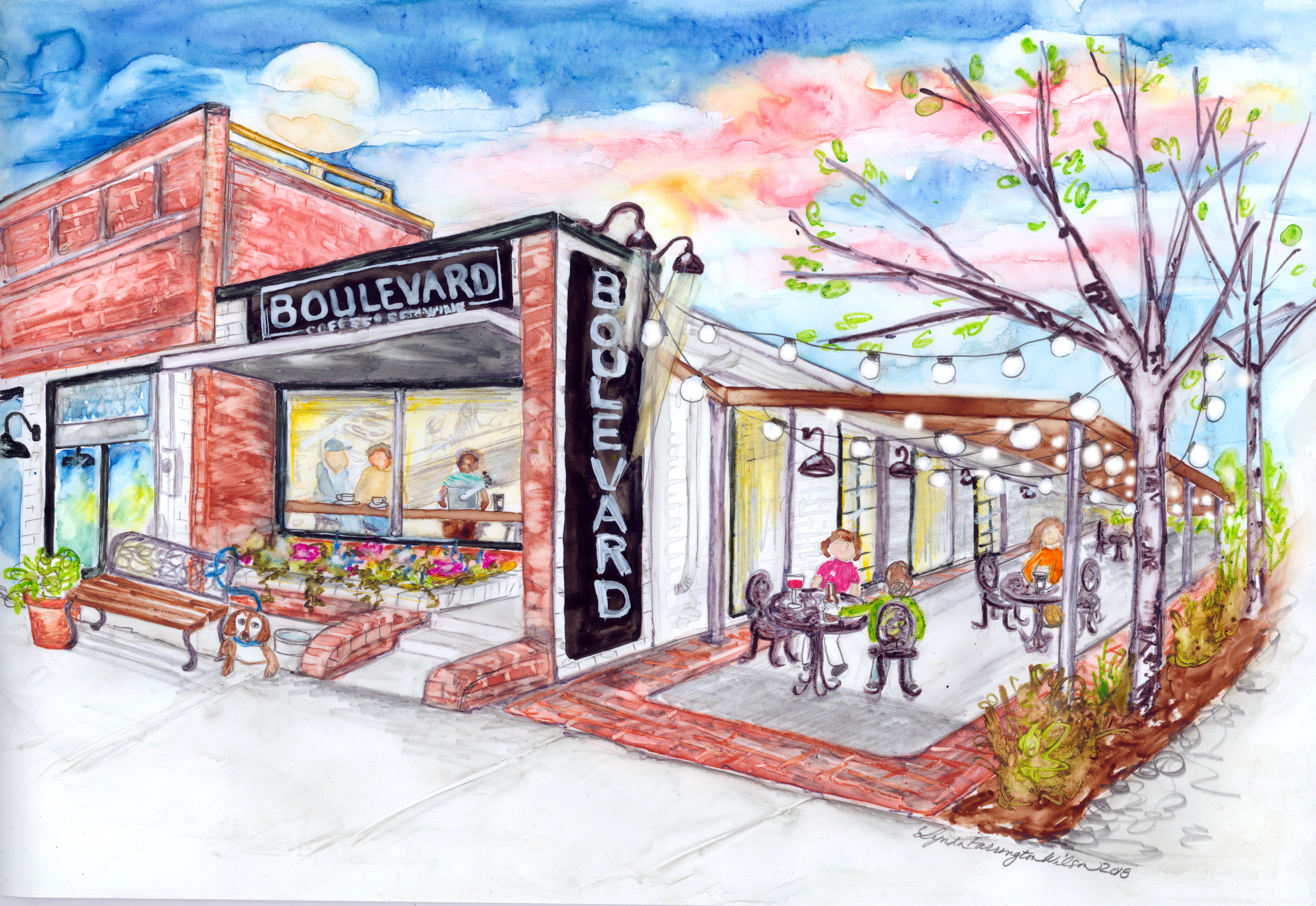 BoulevardIllustration