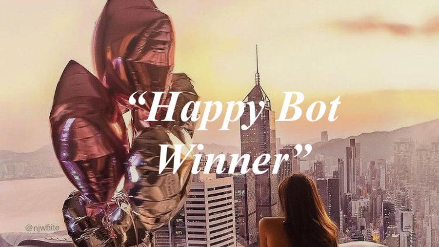 I'M Winner Bot: Happy Bot Winner