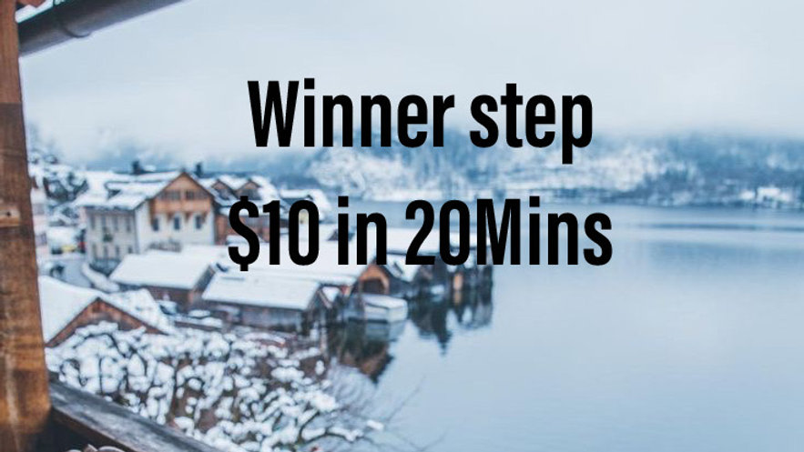 I'M Winner Bot: Winner Step V.1