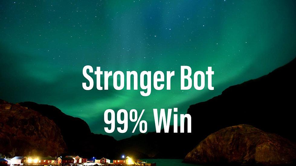 I'M Winner Bot: Stronger