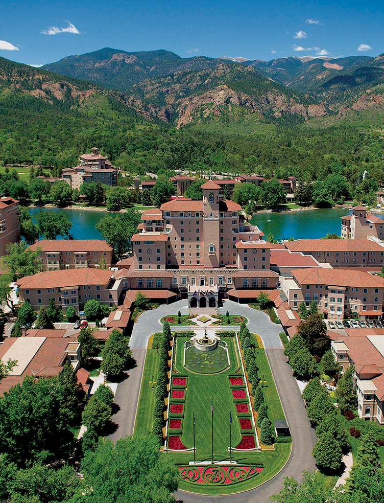 Broadmoor Overview 08-029