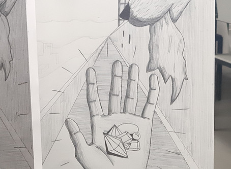 Prémio de Desenho para o 6.º ano!