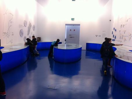 visita ao Museu da Água de Lisboa