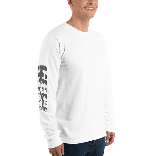 STORY MOTO≈ARMS DEAL    ∞   Men's Long sleeve T