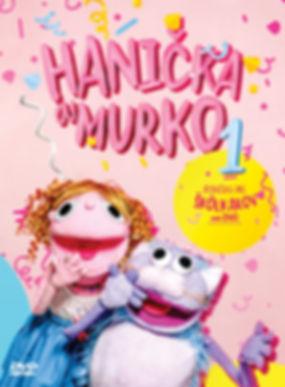Hanicka a Murko DVD front.jpg