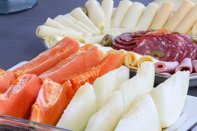 Frutas sempre frescas e saborosas