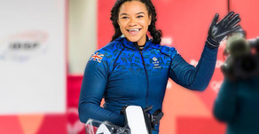 Mica Moore. Pocket Rocket And GB Legend.