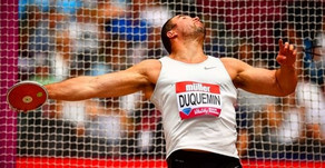 A Thrower's Guide To Becoming A Physical Animal. Zane Duquemin