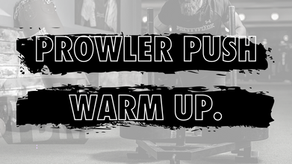 Prowler Warm Up