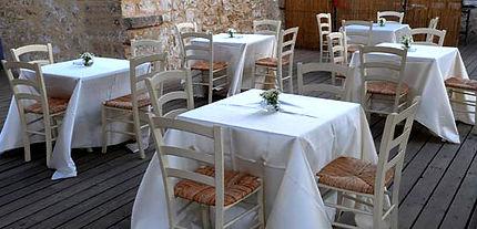 Restaurant Patio Maintenance Services