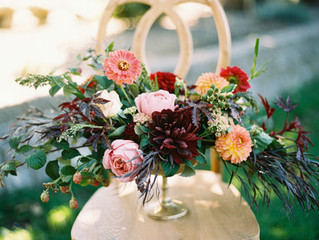 Late Summer Wedding at Beacon Hill