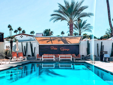 Del Marcos Hotel – A Sunseeker's Oasis in Palm Springs