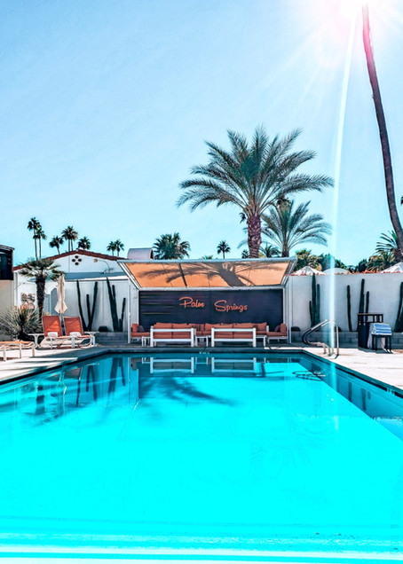 Del Marcos Hotel – A Sunseeker's Oasis in Palm Springs