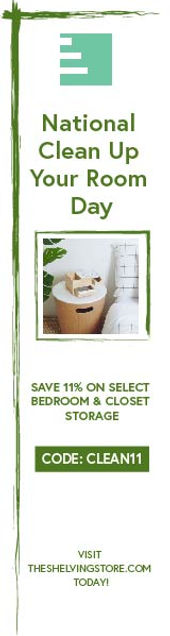 TSS National Clean Up Day Coupon - Ends