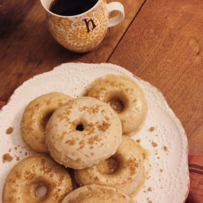 Perfect Fall Donuts