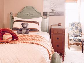 Emmitt's Blue Bed
