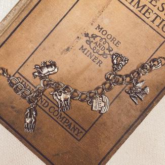 Noah's Ark Charm Bracelet