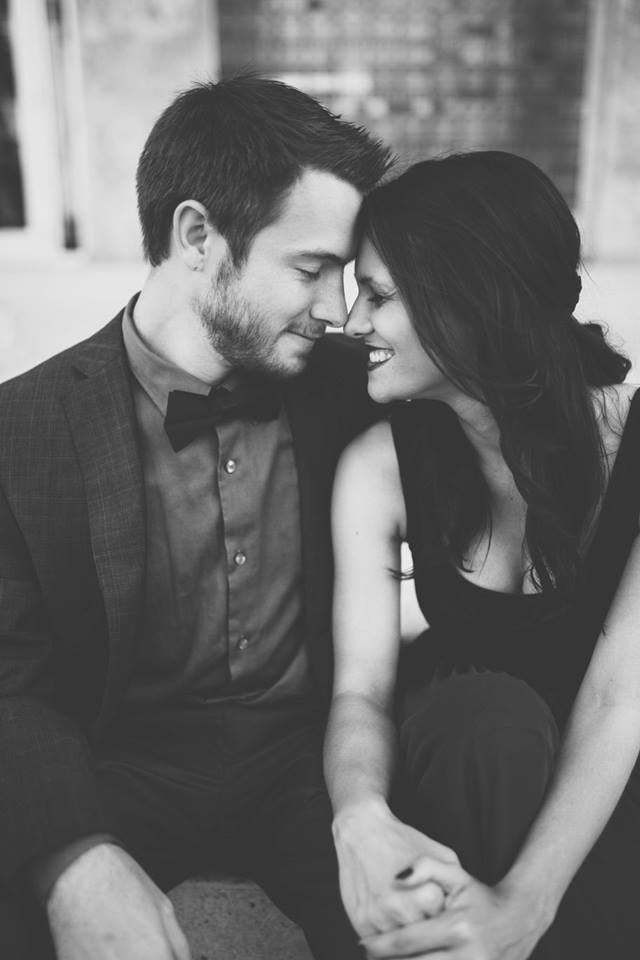 Engagement photography. Happy Couple. Man and woman.